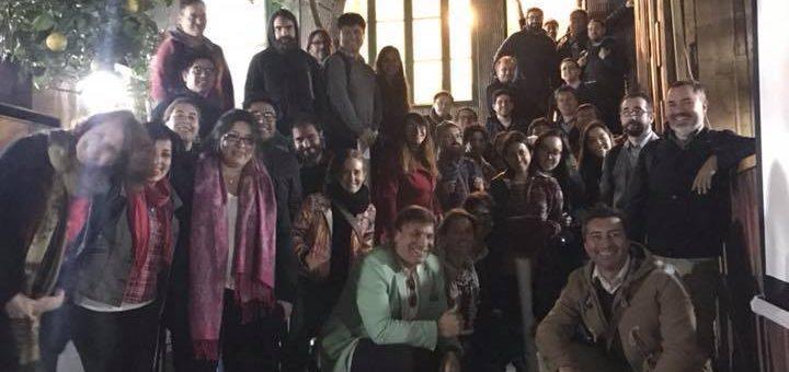 Participación en Encuentro Científico Interdisciplinario (ECI) 2018